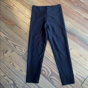 Gilda Marx black leggings medium